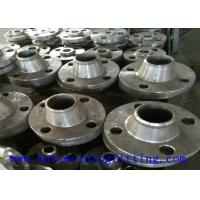 Buy cheap 150# ANSI B16.5 Monel400 Inconel600 WN DN10 PN16 Weld Neck Flange 12 Inch For Shipbuilding from wholesalers