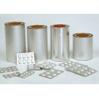 Printed Treatment Cold Forming Pharmaceutical Blister Foil For Insulation Material