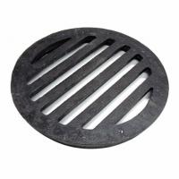 Buy cheap Round Cast Iron Manhole Cover Floor Drain Grates Cover Gully Grids Round Bar Grates And Strainer from wholesalers