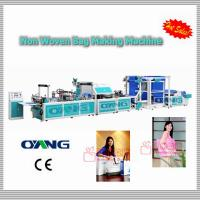 Buy cheap Non Woven Bag Making Machine Maker ONL-XA700-800 from wholesalers