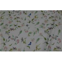 Buy cheap Garden Style Printed Pu Coated Leather Anti - Mildew Eco Friendly from wholesalers
