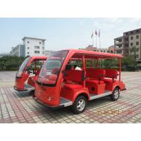 Buy cheap 8 Seats Electric Sightseeing Bus 4 Wheel Electric Shuttle Car for Resort  Park from wholesalers