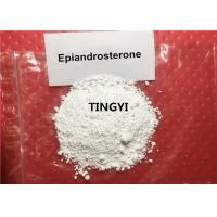 Buy cheap CAS 481-29-8 Epiandrosterone Epiandrosterone Acetate Powder Prohormone Steroids Bodybuilding Recovery Supplements from wholesalers
