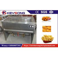 Buy cheap Manual Small Industrial Deep Fryer , Peanuts / Chick Commercial Electric Deep Fryer from wholesalers