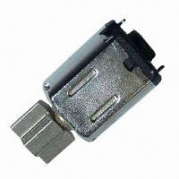 Buy cheap Vibration Motor, w/ R3 x 4mm Vibrating Part, 1.3V Volt, Ideal for Precision Equipment/Personal Toys from wholesalers