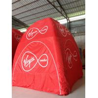 Buy cheap Promotional Inflatable Tent , Inflatable Advertising Tent Manufacturer product