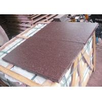 Living Room Decoration12x24 Stone Tile , Red Phrphyry Natural Stone Hearth Slabs