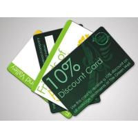 Buy cheap Safety Nfc Smart Business Cards , Custom Rfid Cards For Small Cashless Payment from wholesalers