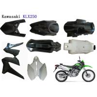 Buy cheap Kawasaki Klx250 Plastic Motorcycle Kits , Motorcycle Body Cover ABS Plastic Material from wholesalers