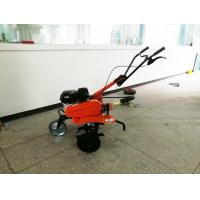 Buy cheap 6.5HP Gas Powered Pull Behind Tiller Farm Rotary Tiller With Belt Drive from wholesalers