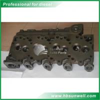 Buy cheap Car Engine Cylinder Head assy ISBe4.5 ISDe4.5 4929283 4941495 4941496 product