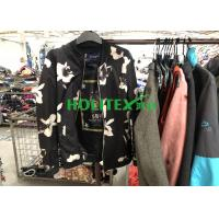 Buy cheap Colorful Winter Mens Used Clothing , American Style Second Hand Mens Jackets from wholesalers