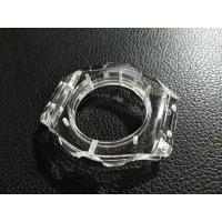 Buy cheap Transparent Watch Case Sapphire Cover Glass Wear Resistance Polished Surface from wholesalers