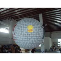 Buy cheap Dia 2.5m Inflatable Advertising Helium Golf Ball with 0.18mm PVC, Sport Balloons from wholesalers