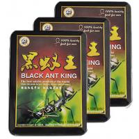 Buy cheap Black Ant King Male Male Enhancement Product Tin Packing from wholesalers