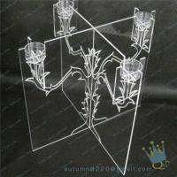 Buy cheap CH (21) wholesale Acrylic candle holder product