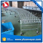 Buy cheap Heavy Duty Gravity Steel Skate Wheel Conveyor from wholesalers
