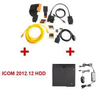 Buy cheap BMW ICOM A B C , Mercedes Star Diagnosis Tool With Thinkpad Laptop from wholesalers