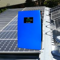 Buy cheap Multifunctional Off Grid Solar System 12 Volt Complete Home Systems 15A Blue LiFePO4 Battery product