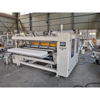 Buy cheap 7.5KW 3200mm Length Paper Slitting Machine from wholesalers