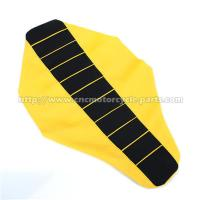 Buy cheap PVC Ribbed Ribbed MX Seat Cover For Suzuki Rm 125 250 Water Resistance from wholesalers