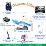 Buy cheap Economic Model Foshan Dental Unit Set SE-M031/ Seeddent Dental Chair Promotion set SE-M031 from wholesalers