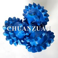 Buy cheap 190MM Steel Tooth Tricone Bit 7 1/2inch For Water Well Drilling from wholesalers
