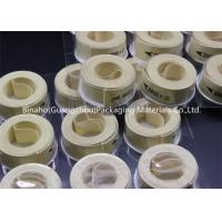 Good Abradability Aramid Kevlar Fabric Tape , Heat Resistant Kevlar Adhesive Tape