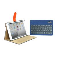 Buy cheap Slim PU leather Creative bluetooth wireless keyboard Case For 10 inch Tablet from wholesalers