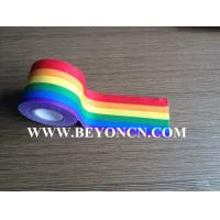 Buy cheap CE Rainbow Sports Injury Tape Strapping With Hot Melt Adhesive from wholesalers