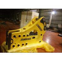 Hyundai R500 Hydraulic Rock Breaker Heavy Duty Rock Drill CE Certificated