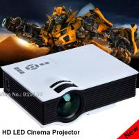 Buy cheap The Newest Digital Mini LED Projector With HDMI USB 3.5mm Audio Beamer Work For iPhone from wholesalers