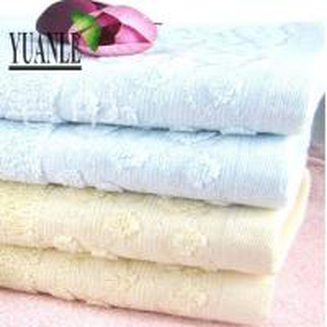 Buy cheap bamboo fiber yarn bath towel product