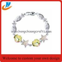 Buy cheap China products/suppliers wholesale Fashion metal Bracelets Jewelry with custom design (BN003) from wholesalers