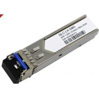 Buy cheap SMF 1310nm 10km Fiber Transceiver Module Cisco GLC-LH-SMD Compatible 1000BASE-LX/LH from wholesalers