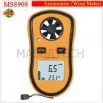 Buy cheap Mini Digital Wind Speed Meter Pocket Anemometer Thermometer Digital Thermometer Speed Temperature Measuring Instruments from wholesalers