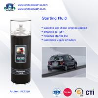 Buy cheap Low Temperature Engine Starter Fluid / Quick Starting Fluid Spray Car Care Products from wholesalers