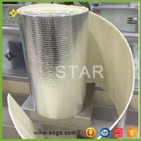 Buy cheap Aluminum foil backed EPE foam insulation / aluminium foil EPE thermal insulation material from wholesalers
