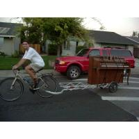 Buy cheap Bicycle baby trailer cargo trailer from wholesalers