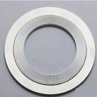 Buy cheap 1/2'' - 4'' SS304 Stainless Steel Spiral Wound Gasket ASME B16.20 Standard 150# RF from wholesalers