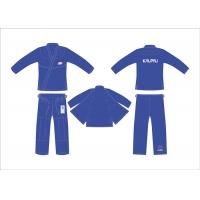 Buy cheap Royal Blue Brazilian Jiu Jitsu Gis UFC Customerized Youth Bjj Gi MMA from wholesalers