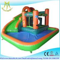 Buy cheap Hansel Happy inflatable slide/ cheap inflatable slides for sale/ inflatable slide for kids from wholesalers
