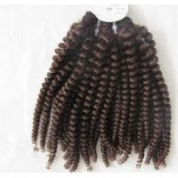 100 virgin indian curly hair extension of markroot