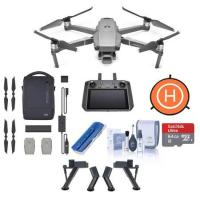 Buy cheap DJI Mavic 2 Pro Drone, Fly More Kit, Landing Pad and Extras from wholesalers