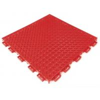 Buy cheap Outdoor Interlocking PVC Flooring Tiles Non Toxic Recyclable CE Approved from wholesalers