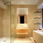 Buy cheap Praetorium mirror led mirror for hotel bathroom from wholesalers
