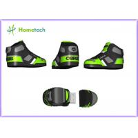 Buy cheap 4GB Customized Sport Shoe Shaped USB Flash Drive / Sport shoes USB Pen Drive from wholesalers
