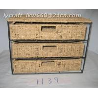 Buy cheap Seagrass Storage Basket from wholesalers