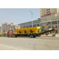 Buy cheap Asphalt Hot Mix Plant 120TPH Mobile Bitumen Mixing Plant with Factory Price from wholesalers