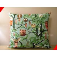 Top quality Eco Friendly Personalized Home Decorative Pillows Printed Shabby Chic for sale